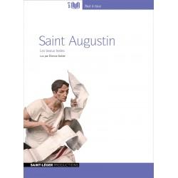 Saint Augustin, les plus beaux textes - Audiolivre MP3