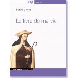 Le livre de ma vie Thèrese d'Avila - Audiolivre MP3