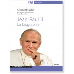 Jean-Paul II - Audiolivre MP3