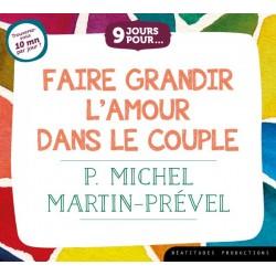 9 jours pour... faire grandir l'amour dans le couple – Livre audio