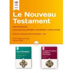 Le Nouveau Testament – Livre Audio