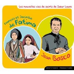 François et Jacinthe de Fatima - Jean Bosco CD