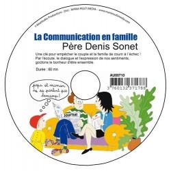 5 CD Conférences du Père Denis Sonet