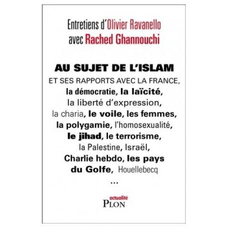 Au sujet de l'islam...