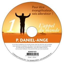 3 CD Conférences Pour être évangélisateur, sois adorateur