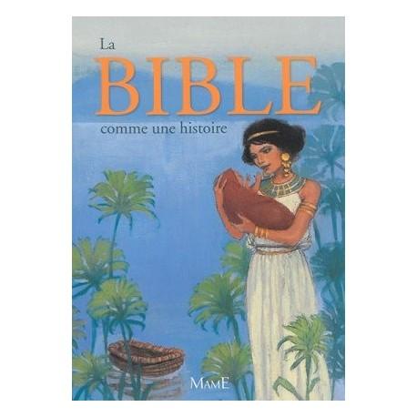 La Bible comme une histoire