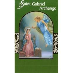 Lot de 12 Cartes doubles Biblio St Gabriel Archange
