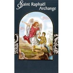 Lot de 12 Cartes doubles Biblio St Raphael Archange
