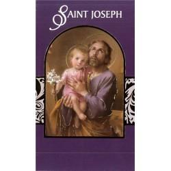 Lot de 12 Cartes doubles Biblio St Joseph