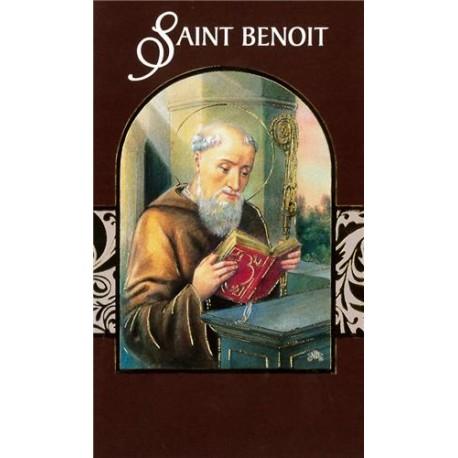Lot de 12 Cartes doubles Biblio St Benoît