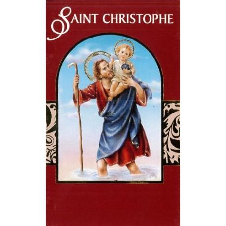 Lot de 12 Cartes doubles Biblio St Christophe