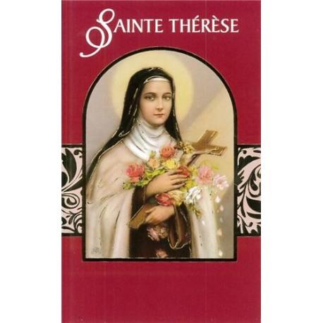 Lot de 12 Cartes doubles Biblio Ste Thérèse