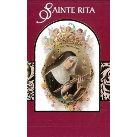 Lot de 12 Cartes doubles Biblio Ste Rita