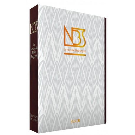 La Nouvelle Bible Segond, édition d'étude, version haut de gamme