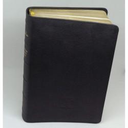 Bible Segond 21 «archéo», noire