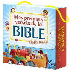 Mes premiers versets de la Bible (flash cards)