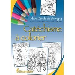 Catéchisme à colorier