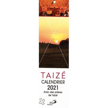 Calendrier Taizé 2020 - Lot de 4