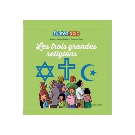 Les trois grandes religions