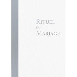 Rituel du mariage - Ouvrage de célébration relié