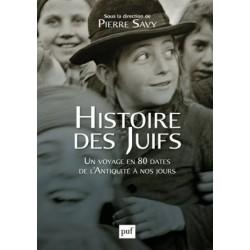 Histoire des Juifs, un voyage en 80 dates de l'Antiquité à nos jours