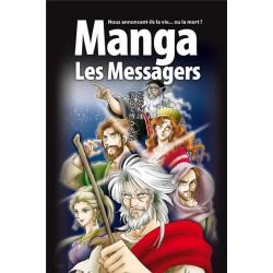 Manga • Les Messagers (vol.3)