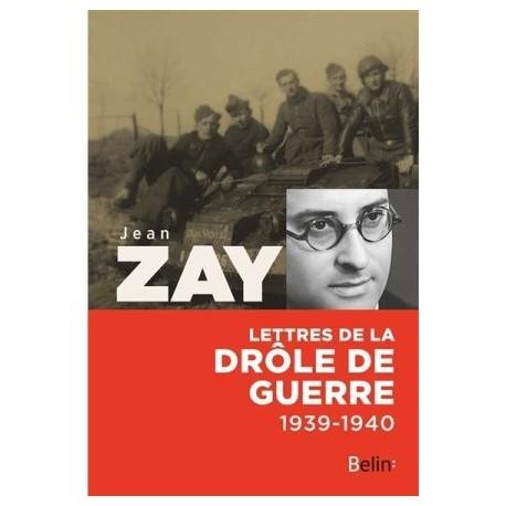 Lettres de la drôle de guerre (1939-1940)