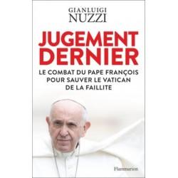 Jugement dernier, le combat du pape François pour sauver le Vatican de la faillite