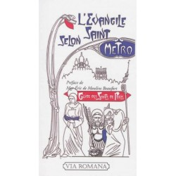L'Evangile selon saint Métro - Guide des Saints de Paris