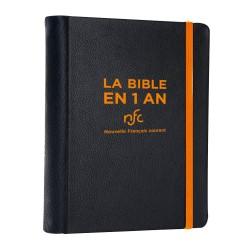 La Bible en 1 an - Avec les Deutérocanoniques