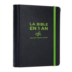 La Bible en 1 an - Sans les Deutérocanoniques
