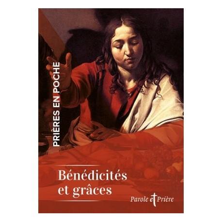 Bénédicités et grâces (lot de 10 livrets)