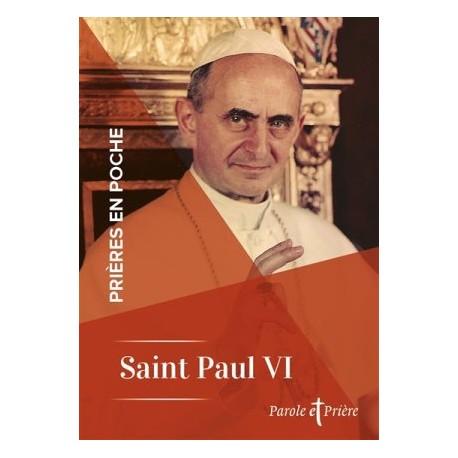 Saint Paul VI (lot de 10 livrets)