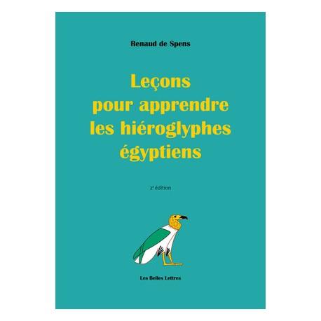 Leçons pour apprendre les hiéroglyphes égyptiens