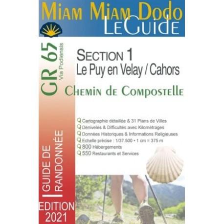 Miam miam dodo, le guide - Section 1, Le Puy-en-Velay-Cahors
