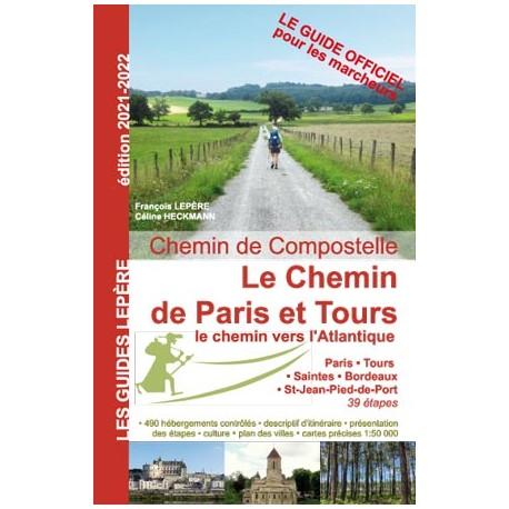 Chemin de Compostelle - Chemin de Paris et Tours - Chemin vers l'Atlantique