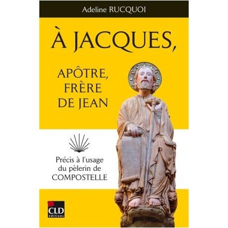 A Jacques, apôtre, frère de Jean : précis à l'usage du pèlerin de Compostelle