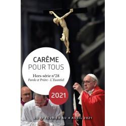 Carême pour tous 2021 (lot de 10 livrets)