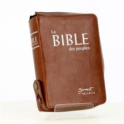 La Bible des peuples (format poche - cuir)