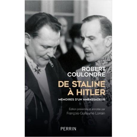 De Staline à Hitler, mémoires d'un ambassadeur