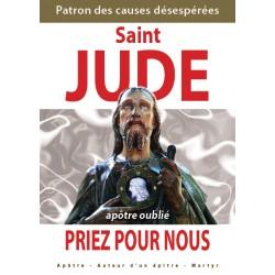 Saint Jude, priez pour nous
