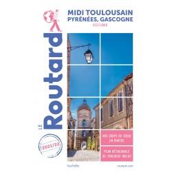 Guide du Routard Midi Toulousain 2021/22