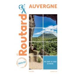 Guide du Routard Auvergne 2021/22