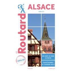 Guide du Routard Alsace - Grand Est 2021/22