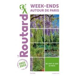 Guide du Routard Week-end autour de Paris 2021/22