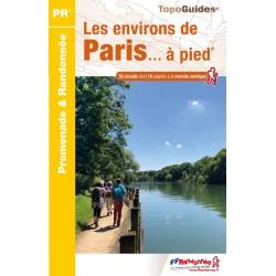Les environs de Paris... à pied