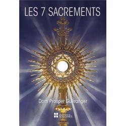 Les 7 Sacrements (lot de 10 livrets)