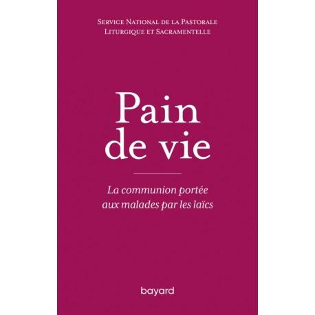Pain de vie - La communion portée aux malades par les laïcs (10 livrets)