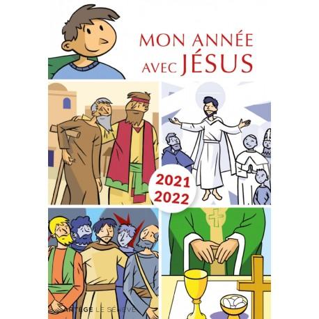 Mon année avec Jésus 2021-2022