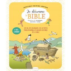 Je découvre la Bible – fichier enfant 6-8 ans (lot de 10 ex)